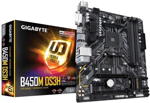 Gigabyte-B450M